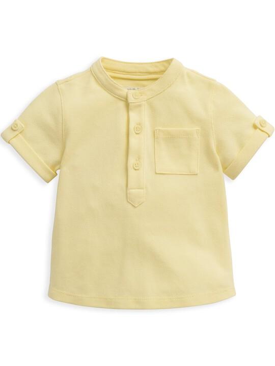 قميص أصفر image number 1