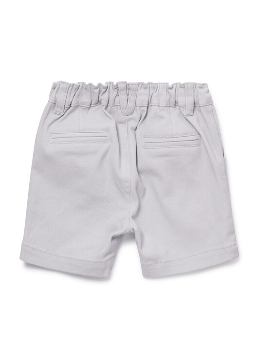 Grey Chino Shorts image number 2