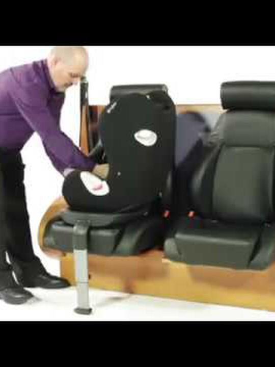 مقعد سيارة Cybex Sirona - أسود رقيق image number 6