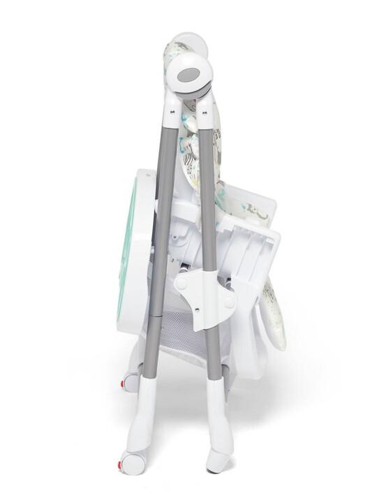كرسي مرتفع سناكس قابل للتعديل بصينية إضافية قابلة للإزالة - سفاري image number 2