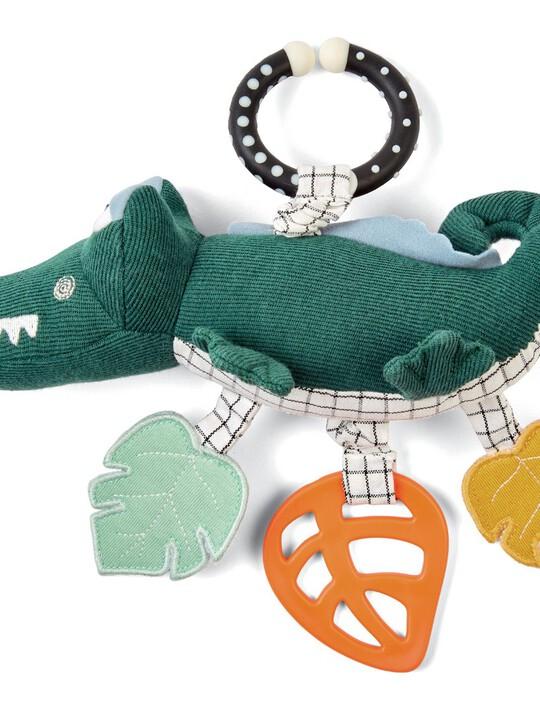 Wildly Adventures Alligator Activity Toy image number 1