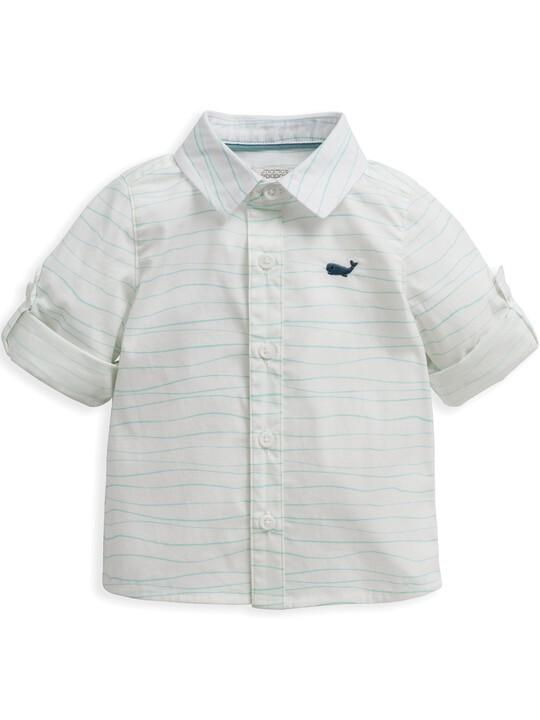 قميص بنقشة أمواج image number 1