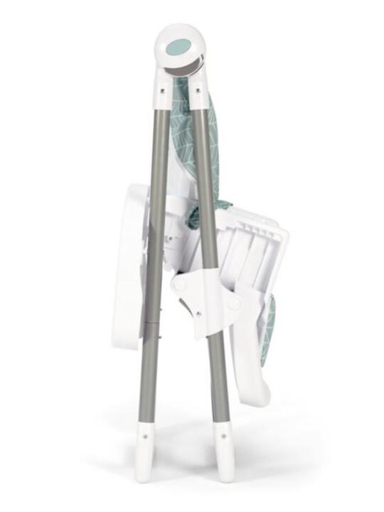 كرسي الطعام المرتفع Chomp - بخطوط أنيقة متعرجة image number 5