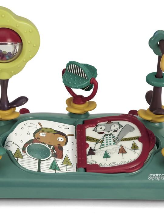 طاولة أنشطة المقعد المرتفع العامة - Babyplay image number 1