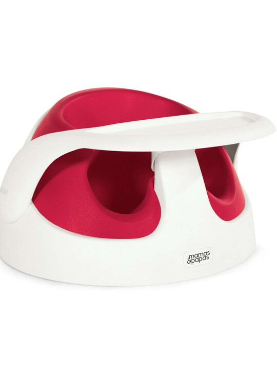 BABY SNUG & ACT TRAY - RED image number 3