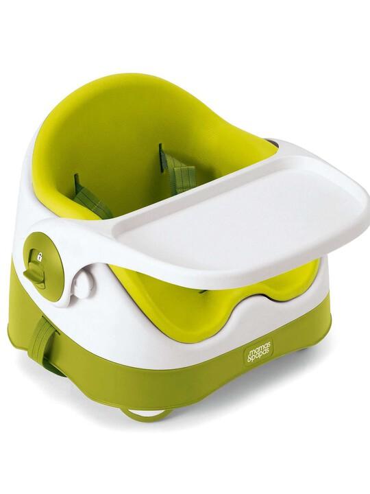 مقعد الطفل مع لوحة الألعاب - ليموني image number 4