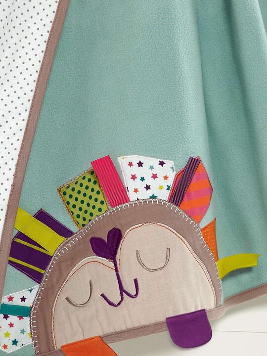 البطانية الصوفية - من Timbuktales - مقاس 120 × 160 سم image number 3