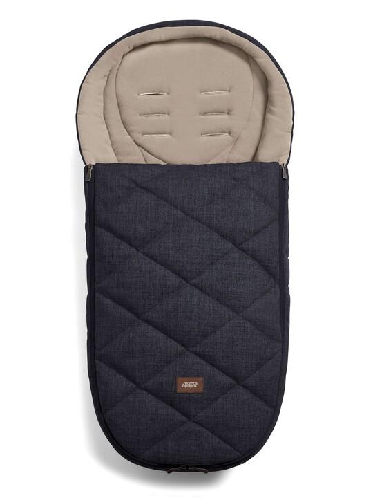 حقيبة النوم Cold Weather Plus - أزرق بحري داكن image number 1