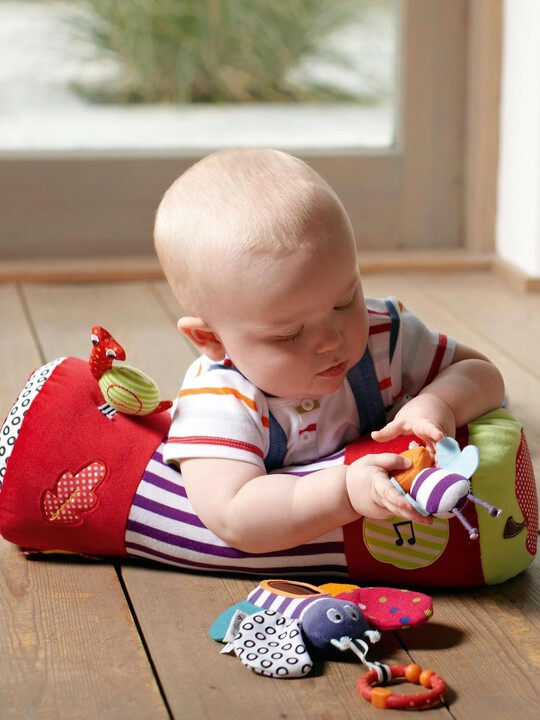 دمية اللعب في وقت الطعام - Babyplay image number 2