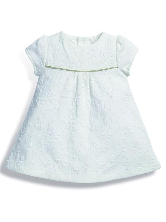 فستان منسوج على طراز A-Line image number 6