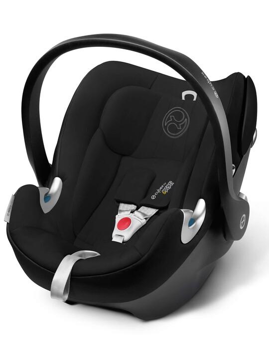 مقعد سيارة CYBEX Aton Q - أسود Black Jack image number 1