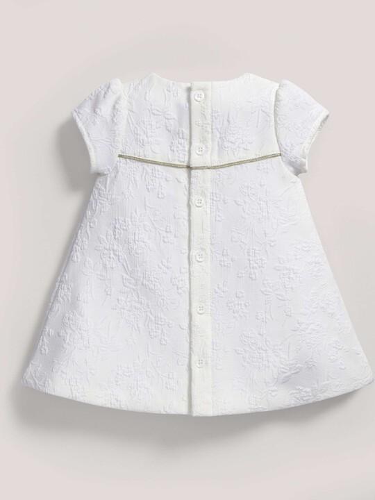 فستان منسوج على طراز A-Line image number 2