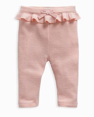 Pink Frill Legging