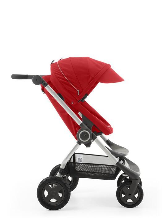 عربة Stokke® Scoot - لون أحمر image number 4
