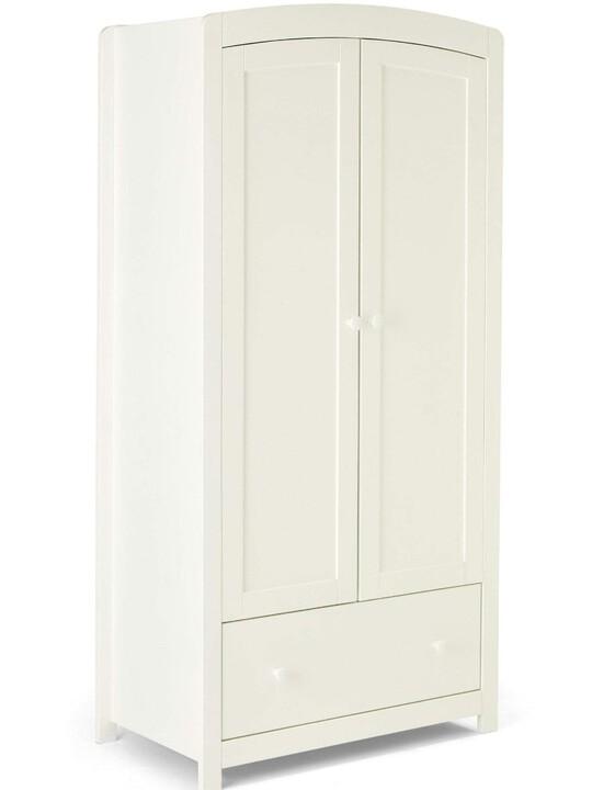 خزانة ملابس ميا - أبيض image number 2