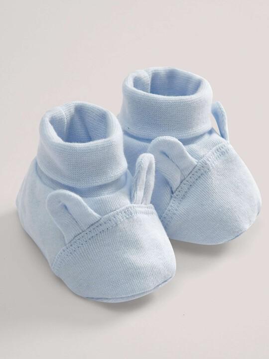 حذاء الأرنب الأزرق image number 1