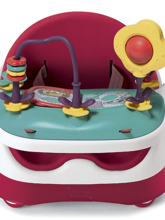 مقعد داعم للطفل الصغير - أحمر image number 2