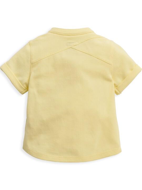 قميص أصفر image number 2