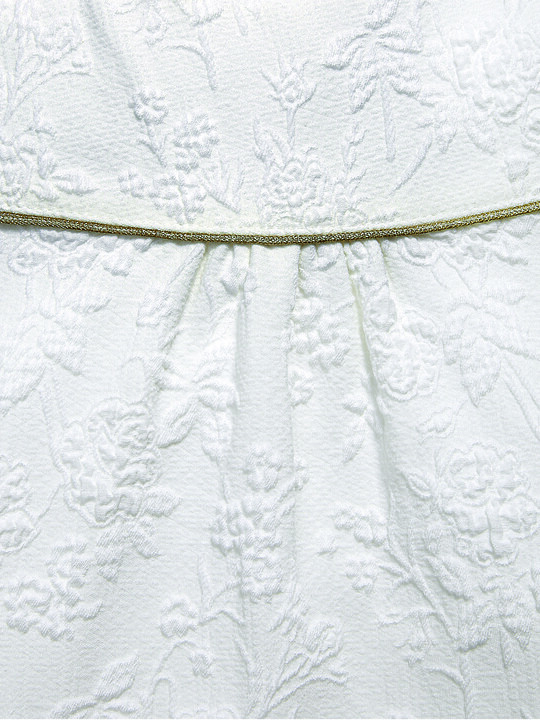 فستان منسوج على طراز A-Line image number 5