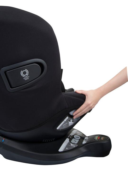 مقعد سيارة آي سبين 360 من جوي للأطفال منذ الولادة/ 1 - أسود image number 3