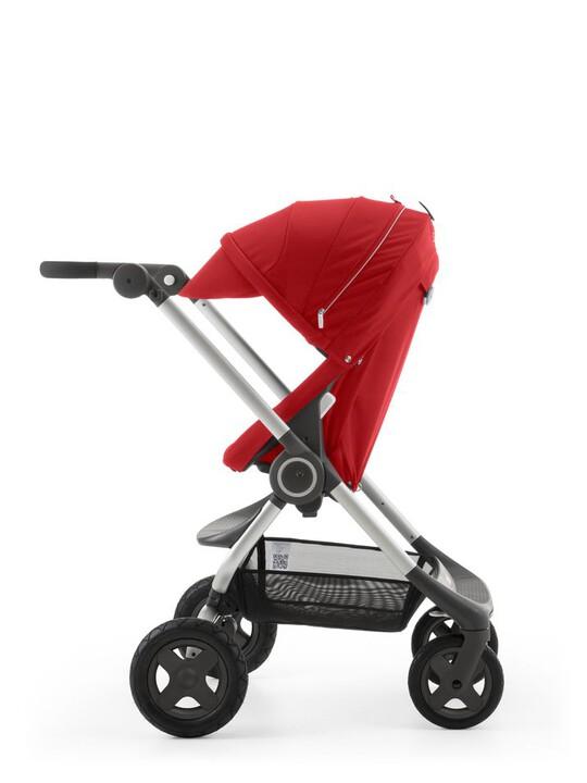 عربة Stokke® Scoot - لون أحمر image number 1