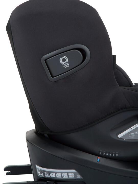 مقعد سيارة آي سبين 360 من جوي للأطفال منذ الولادة/ 1 - أسود image number 4