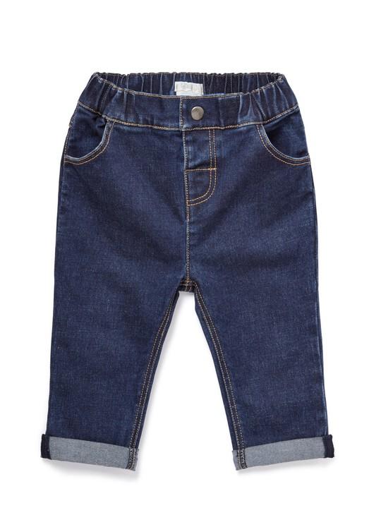 بنطال جينز أنيق image number 1