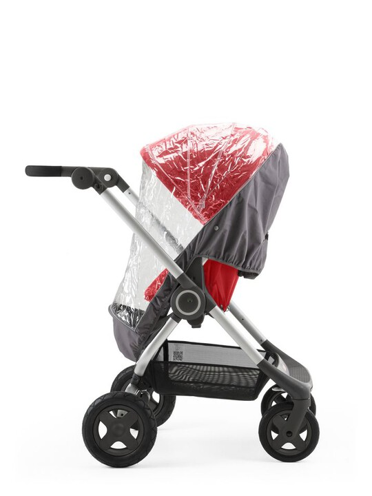عربة Stokke® Scoot - لون أحمر image number 8