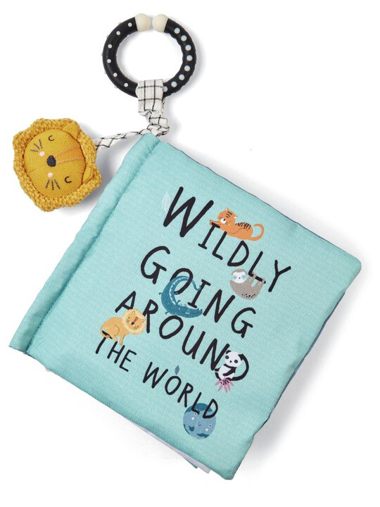 Wildly Adventures Activity Book & Toy image number 1