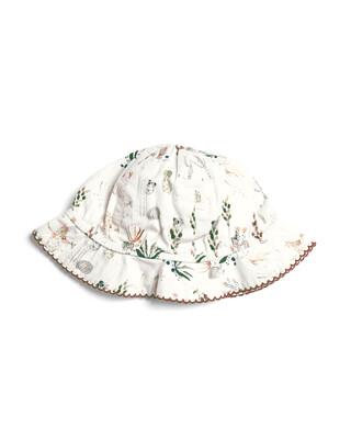 قبعة شمسية بطبعة صبار