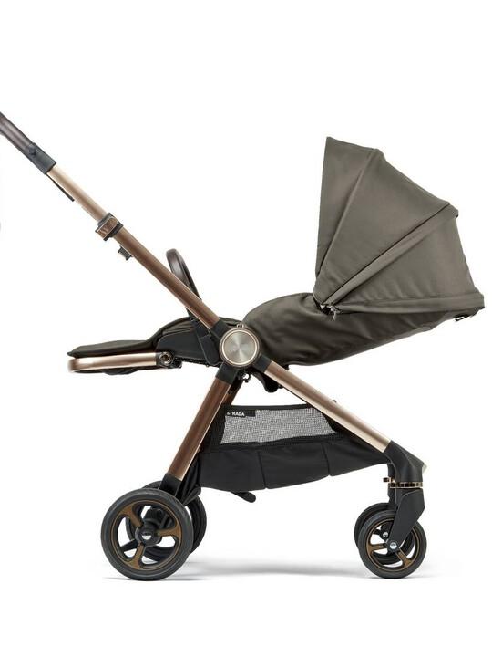 عربة أطفال سترادا - زيتوني برونزي image number 7