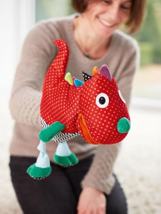دمية الديناصور - Babyplay image number 2