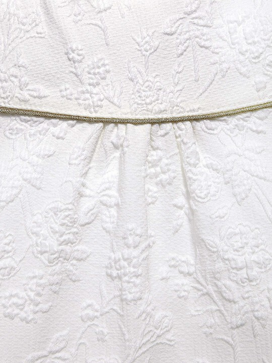فستان منسوج على طراز A-Line image number 3