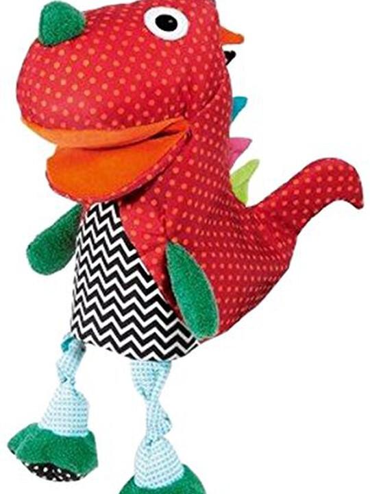 دمية الديناصور - Babyplay image number 1