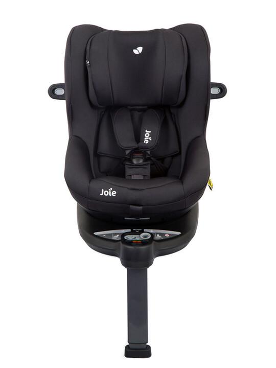 مقعد سيارة آي سبين 360 من جوي للأطفال منذ الولادة/ 1 - أسود image number 8