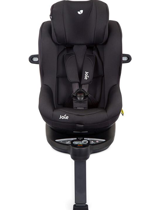 مقعد سيارة آي سبين 360 من جوي للأطفال منذ الولادة/ 1 - أسود image number 7