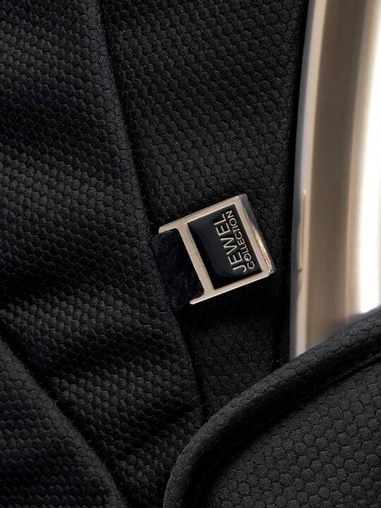 مهد محمول مجموعة جويل إصدار مميز من أوكارو - أسود دياموند image number 2