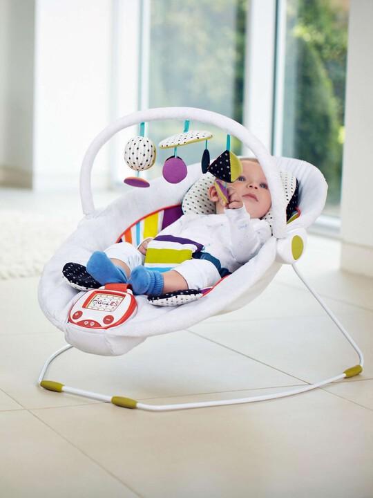 الكرسي الهزاز Apollo - بالأشرطة السحرية image number 3