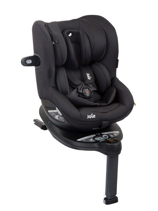 مقعد سيارة آي سبين 360 من جوي للأطفال منذ الولادة/ 1 - أسود image number 1
