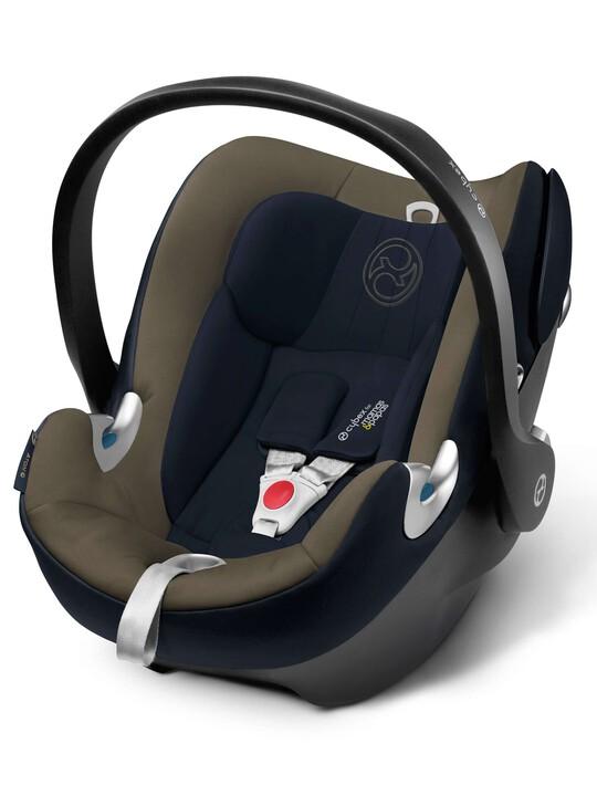 مقعد سيارة CYBEX Aton Q - أزرق بحري image number 1