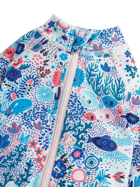 لباس سباحة بنقشة بحرية image number 3