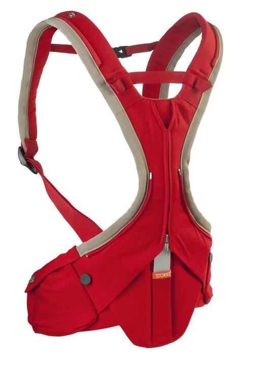 STOKKE® MyCarrier Red:Red :No Size image number 4