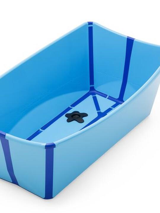 حوض استحمام ستوكي فليكسي - باللون الأزرق image number 1