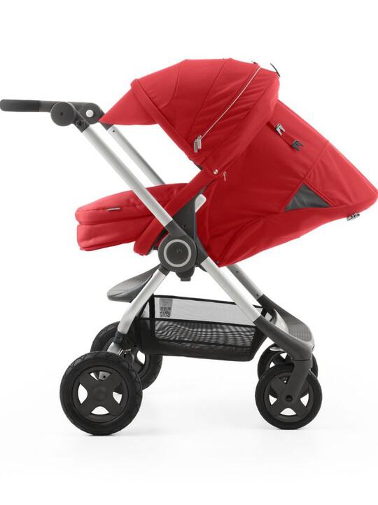 عربة Stokke® Scoot - لون أحمر image number 6