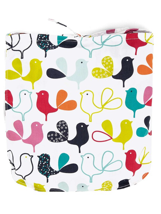 مظلة النوم - بنقشة الطيور image number 2