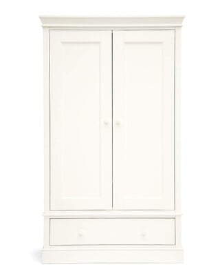خزانة أكسفورد - أبيض
