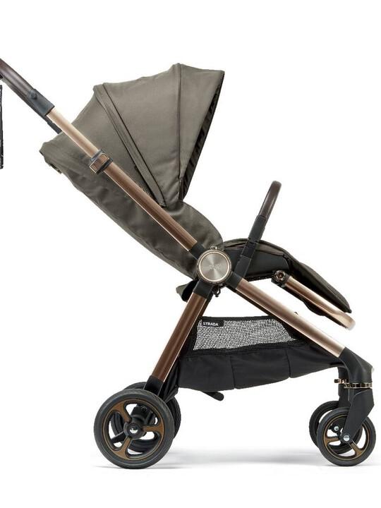 عربة أطفال سترادا - زيتوني برونزي image number 8